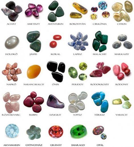Image result for gyógyító kristályok